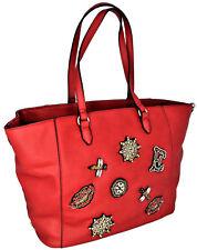 Borsa Spalla Tracolla Donna Rosso Ermanno Scervino Bag woman Red Shopper Betty