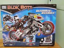 Mega Bloks Blok Bots Construction Kit Sealed NEW