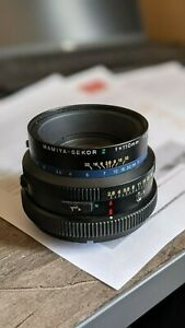 Mamiya Sekor Z 110mm F/2.8 Lens For RZ67 Pro II IID. Excellent Condition