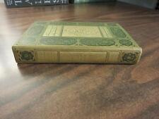 Fitzgerald's Rubaiyat of Omar Khayyam HC 1899 FREE SHIP Gilbert James Etchings