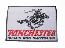 """Winchester Rifles shotguns FIREARM embroidered badge Patch 7x10 cm 2.75""""x4"""""""