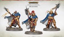 Praetors x3 - Stormcast  Eternals - Unboxed Dominion - AOS