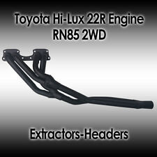 Toyota HiLux 2WD Extractors/Headers, 22R 4cyl petrol engine RN85, 1989 onwards
