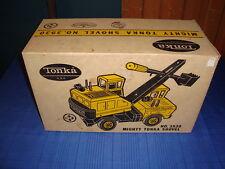 mighty Tonka #3930 SHOVEL Early 1970's  ~~ORIGINAL BOX ONLY~~   FREE SHIPPING