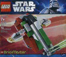 LEGO Star Wars Brickmaster 20019 Kopfgeldjäger Boba Fett Slave1 Sklave1
