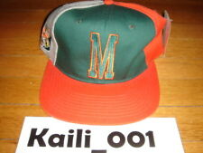 VTG Miami Hurricanes SNAP BACK HAT Starter THE GAME TOW A