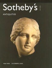Sotheby's Antiquities Auction Catalog '2003'