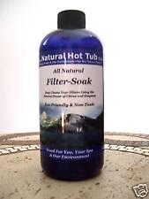 Natural Filter Soak Magic 4 Spa Filters, Free Shipping