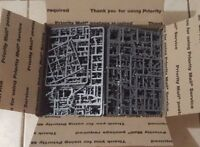 Games Workshop Warhammer 40k empty sprues lot.  OVER 2 LBS terrain, conversions