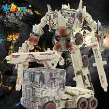 Transformers KBB 2016 NEW LIMITED WHITE OPTIMUS PRIME Figures 19CM With Box