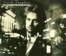 David Knopfler Lonely Is The Night (1991) [Maxi-CD]