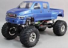 Axial SCX10 1/10th RC Truck  GMC TOP KICK DUALLY  4WD 2.2 Rock Crawler *RTR*