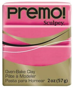 Premo! Sculpey  Clay 2 oz Lots of Colors Available