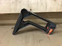 Stock From Nerf Recon 2 Grey N Strike Attachment Tatical Stock Rear Mount