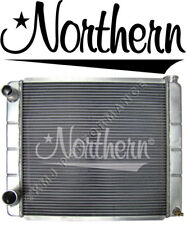 Northern 209634 Universal Ford Mopar Aluminum Radiator 19x24 Double Pass RacePro