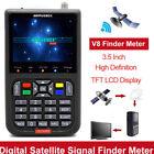 Freesat Satfinder DVB-S2/S FTA Digital Satellite Finder Meter MPEG-2 V8 Finder