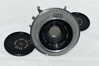 Kodak Wide Field Ektar f:6.3 190mm. 7 1/2in
