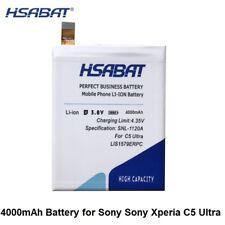 HSABAT 4000mAh LIS1579ERPC Battery For Sony Xperia C5 Ultra / Dual E5506 E5553 E