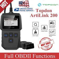 Auto Car Fault Code OBD2  EOBD Car Engine Reset Diagnostic Scan Tool Ford BMW US