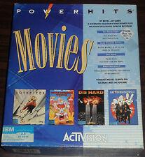 PC Game Roger Rabbit Die Hard The Rocketeer Ghostbusters II. 3.5 Floppy Disk
