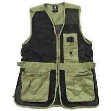 Browning Trap/Skeet Mesh Shooting Vest Size Medium