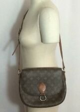 Vintage Authentic Louis Vuitton St Cloud Crossbody MM EVC Authenticated