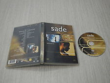 SADE - LOVERS LIVE DVD 2003
