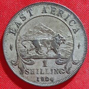 1924 British East Africa 1 Shilling