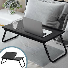 Laptop Bed Table Stand Foldable Computer Study Adjustable Portable Desk Tray