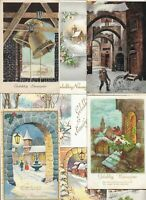 Happy New Year - And Christmas Postcard Lot of 40 01.13