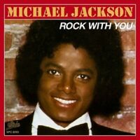 MICHAEL JACKSON 'ROCK WITH YOU' CD/DVD  SINGLE NEW+