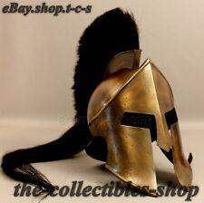 Medieval Greek Antique Spartan Helmet 300 king Leonidas Knight Helmet Replica