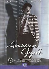 AMERICAN GIGOLO Richard Gere DVD NEW
