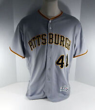 Daniel Hudson GAME USED JERSEY Pittsburgh Pirates MLB Authentic 2XL XXL Baseball
