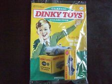 Classic Dinky Toys Collection magazine Part # 18 Aston Martin DB3 Sports