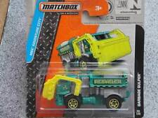 MATCHBOX 2014 # 098/120 IMMONDIZIA Gulper Recycler VERDE mbxadventure NUOVO