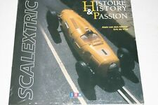 Scalextric, History / Histoire & Passion van den Abeele - Excellent, New Wrapped