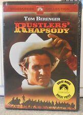 Rustlers' Rhapsody (DVD 2004) RARE TOM BERENGER 1985 MUSICAL COMEDY BRAND NEW