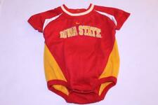 big sale 9c41b 828ad Infant Baby Iowa State Cyclones 3 6 Months Creeper One-Piece (Red