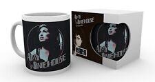 Amy Winehouse Noir/Blanc Photo Céramique Tasse (Ge)