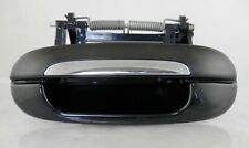 Genuine OEM Door Handle Ext Rear Driver Black 2002-09 Chevy GMC Isuzu 19120090