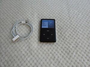 Ipod classic schwarz 128 GB SSD neuwertig
