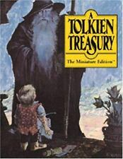 A Tolkien Treasury The Miniature Edition Hard Cover Book 93 Pages A+