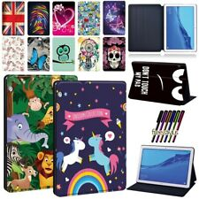 """For Huawei MediaPad T5 10.1""""/T3  10 9.6""""/T3 8.0"""" Tablet Leather Stand Cover Case"""