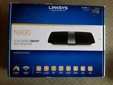 Cisco Linksys Smart Wifi Router Model EA4500 N900 Dual Band NOB.  11-2