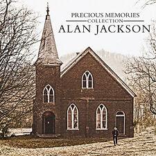 Alan Jackson Precious Memories Collection 2 CD 2017