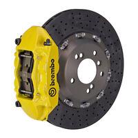 Brembo CCMR BBK for 09-19 GranTurismo  | Rear 4pot Yellow 2P9.8005A5