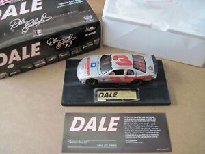 """Dale Earnhardt The Movie #3 Goodwrench 1995 Monte Carlo 9 of 12 """"Quick Silver"""""""