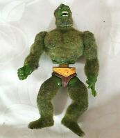 Vintage MOTU Moss Man Figure - He-Man - Masters Of The Universe - Poor Condition