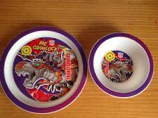 Transformers  Kids dinner plate bowl
